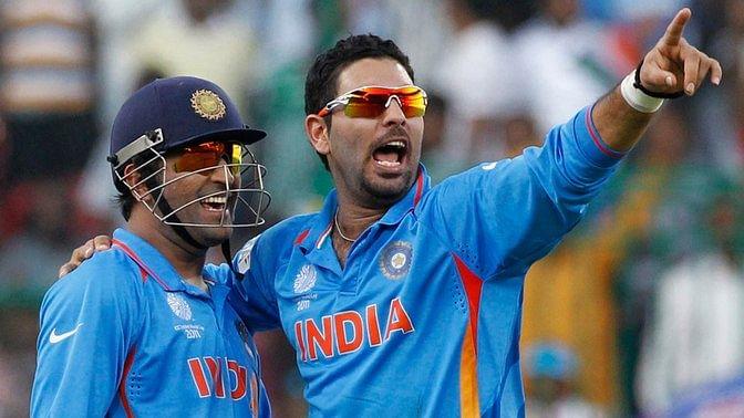 एक पॉडकास्ट में युवराज ने कहा कि उन्हें 2007 T20 वर्ल्ड कप में कप्तानी मिलने की उम्मीद थी