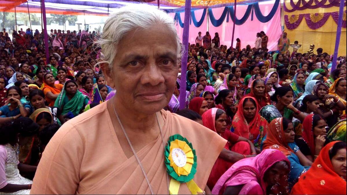 बिहार के सारण जिले में रहने वाली 72 वर्षीया ज्योति समाजसेविका हैं. (फोटो: IANS)