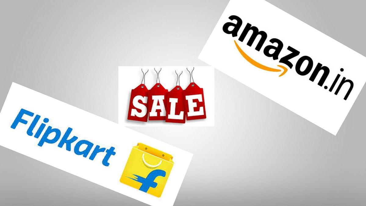 Amazon व Flipkart ने त्योहारी सीजन से पहले सेल का ऐलान किया, जानें ऑफर्स डिटेल