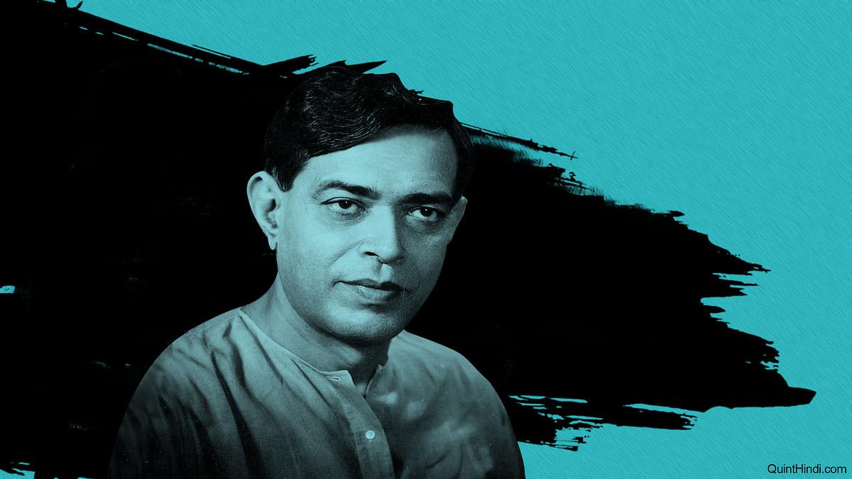महान साहित्यकार रामधारी सिंह 'दिनकर' (फोटो कोलाज: <b>क्विंट हिंदी</b>)