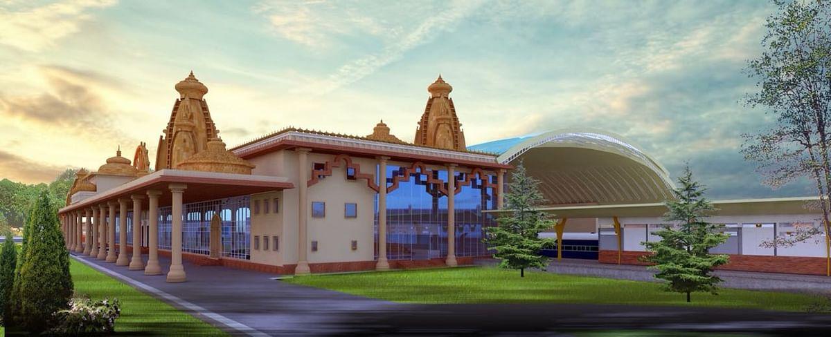 अयोध्या में राम मंदिर विवाद सुप्रीम कोर्ट में है.