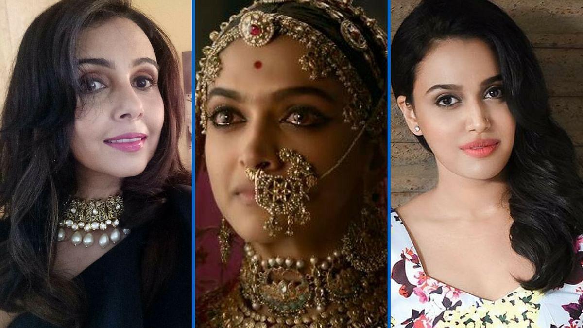 'पद्मावत' देखने के बाद संजय लीला भंसाली को अभिनेत्री स्वरा भास्कर ने खुला खत लिखा था