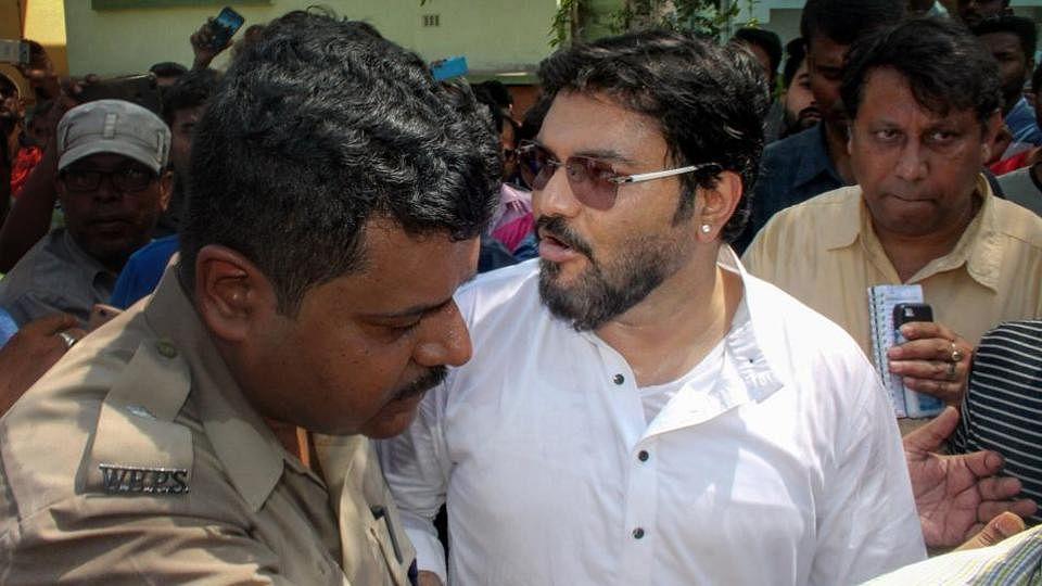 मोदी सरकार में मंत्री रहे बाबुल सुप्रियो TMC में शामिल-'इसे ना कहना मुश्किल था'