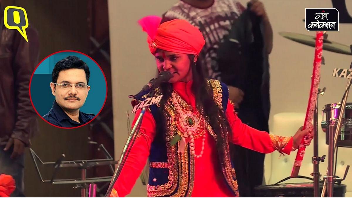 रायबरेली की आल्हा गायिका शीलू सिंह राजपूत