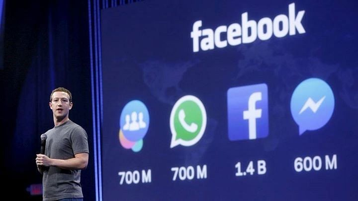फेसबुक फाउंडर मार्क जकरबर्ग