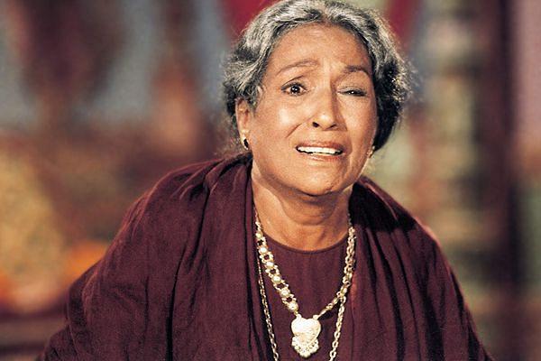 ललिता पवार ने रामानंद सागर की रामायण में मंथरा का किरदार निभाया था