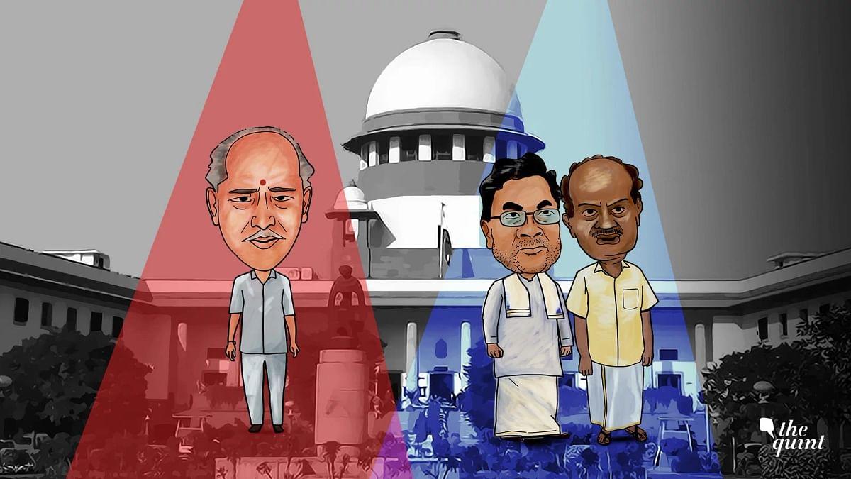 सुप्रीम कोर्ट में कर्नाटक के मिडनाइट ड्रामा ने कांग्रेस के लिए राह आसान की