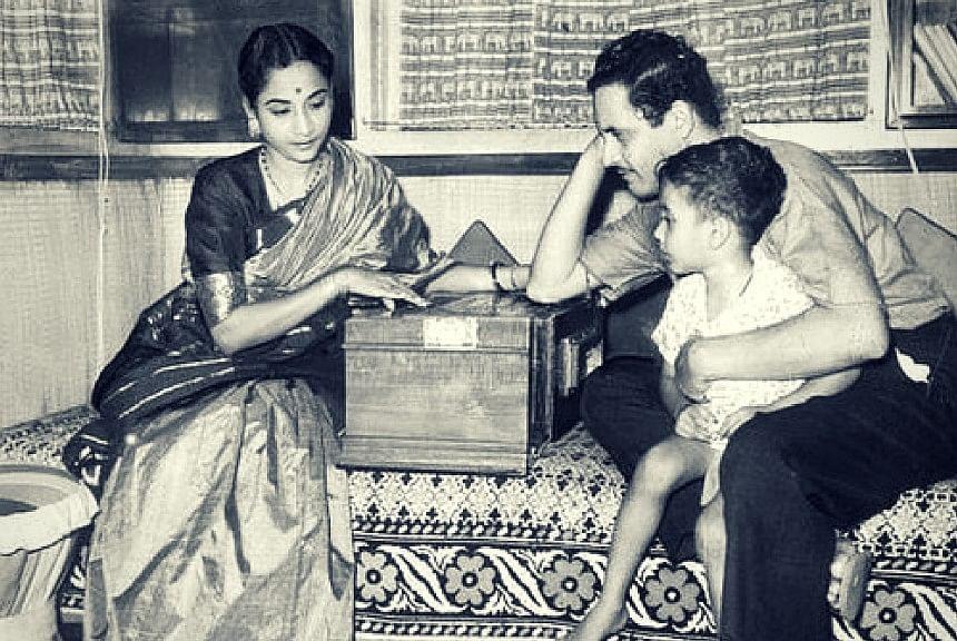 गुरु दत्त की पत्नी गीता दत्त एक जमाने में लता मंगेश्कर से भी बड़ी गायिका थीं