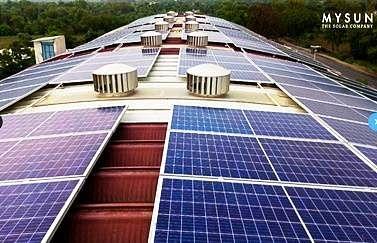 माइसन ने राजस्थान में दो नई सौर परियोजनाएं चालू की