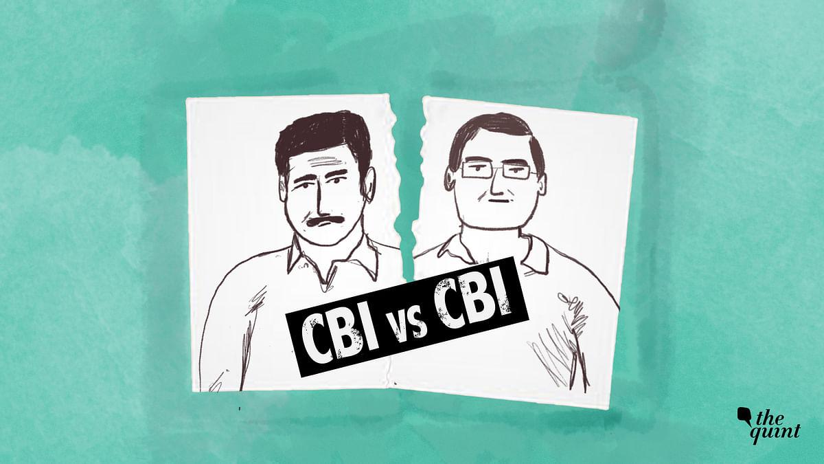 ग्राफिक्स के जरिए समझिए CBI VS CBI का पूरा खेल