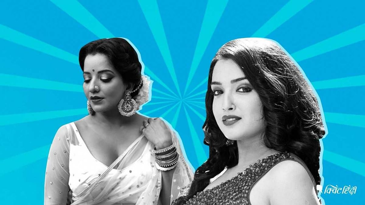भोजपुरी सिनेमा की हिरोइनें, अपने बोल्ड अंदाज से मचा रही हैं धमाल