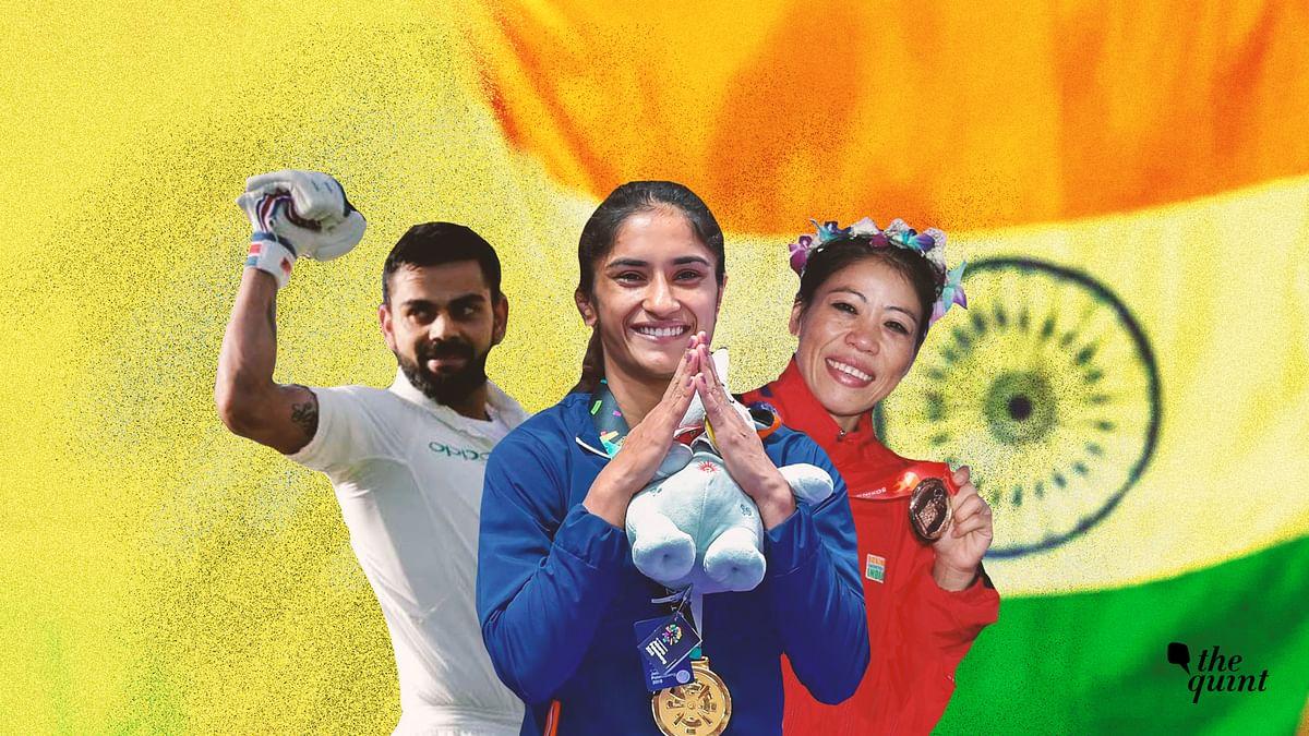 साल 2018 में भारतीय स्पोर्ट्स ने नई बुलंदियों को छूआ