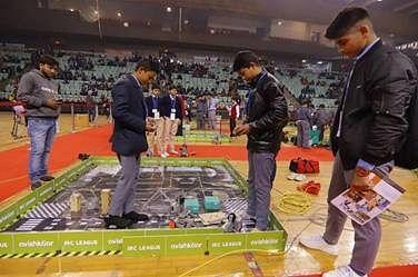 आईआरसी लीग के 9वें सीजन में प्रतिभागियों के किए कई आविष्कार