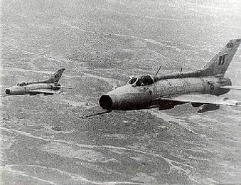 1971 में युद्ध के दौरान इन्हीं मिग-21 ने दिखाया दमखम