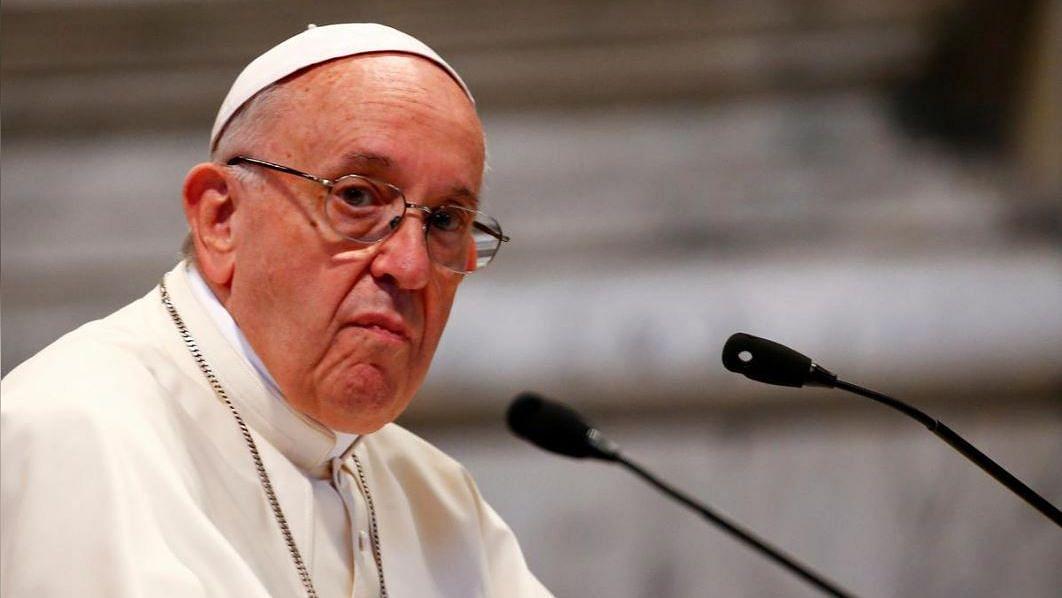 ऐसा पहली बार हुआ है जब पोप फ्रांसिस ने ननों के यौन उत्पीड़न की बात सार्वजनिक तौर पर मानी है