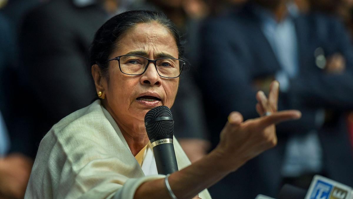 पश्चिम बंगाल की मुख्यमंत्री ममता बनर्जी