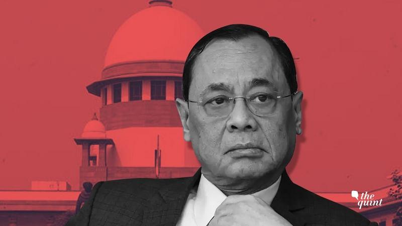 CJI रंजन गोगोई के खिलाफ यौन उत्पीड़न का आरोप