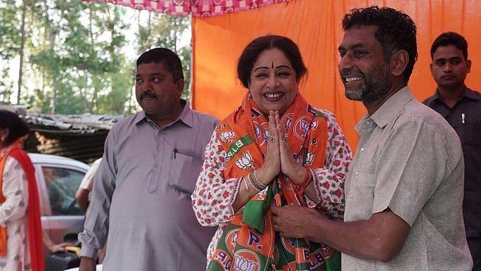 बॉलीवुड एक्ट्रेस और BJP MP किरण खेर को कैंसर, मुंबई में इलाज