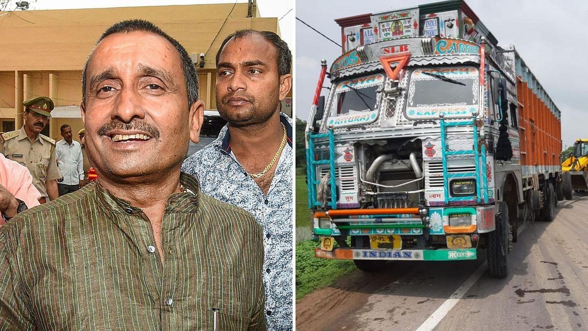 उन्नाव रेप केस: ट्रक के मालिक और BJP विधायक का क्या है 'कनेक्शन'?