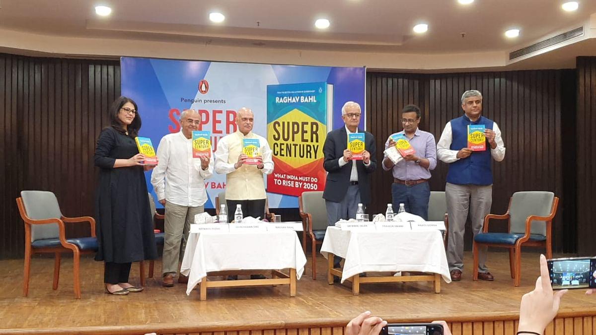 राघव बहल की बुक 'सुपर सेंचुरी' में क्या है खास, दिग्गजों की चर्चा