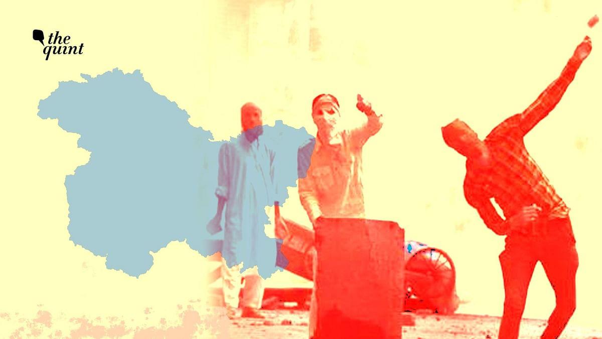 आर्टिकल 370:कश्मीर में बढ़ी पत्थरबाजी, 5-7 अगस्त के बीच 55 बार हुई