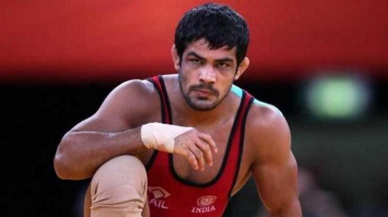 2 बार के ओलंपिक मेडलिस्ट  सुशील कुमार को एशियन गेम्स के पहले ही राउंड में बाहर होना पड़ा