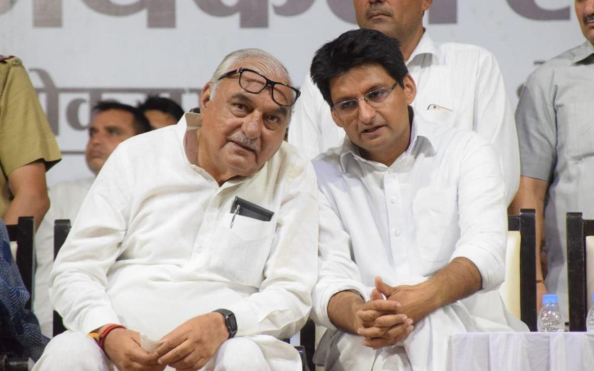 हरियाणा में हुड्डा ने बदली हवा, BJP को धकेल कांग्रेस में फूंकी जान