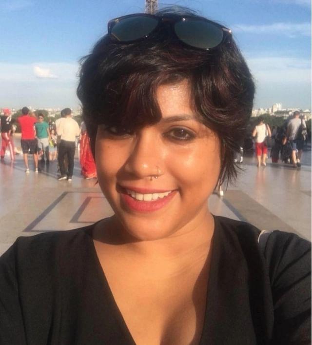 पेशे से पत्रकार, रितुपर्णा चटर्जी भी #MeToo इंडिया पेज चलाती हैं.