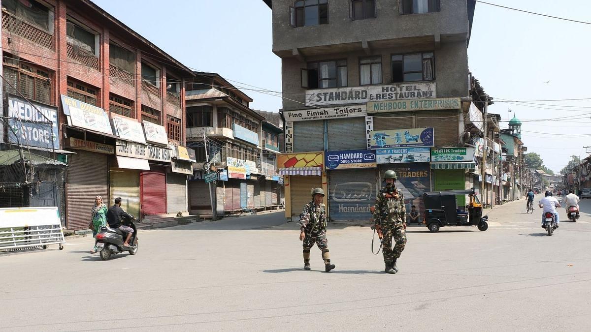 कश्मीर में 'लॉकडाउन' से अब तक 12,000 करोड़ का नुकसान: KCCI