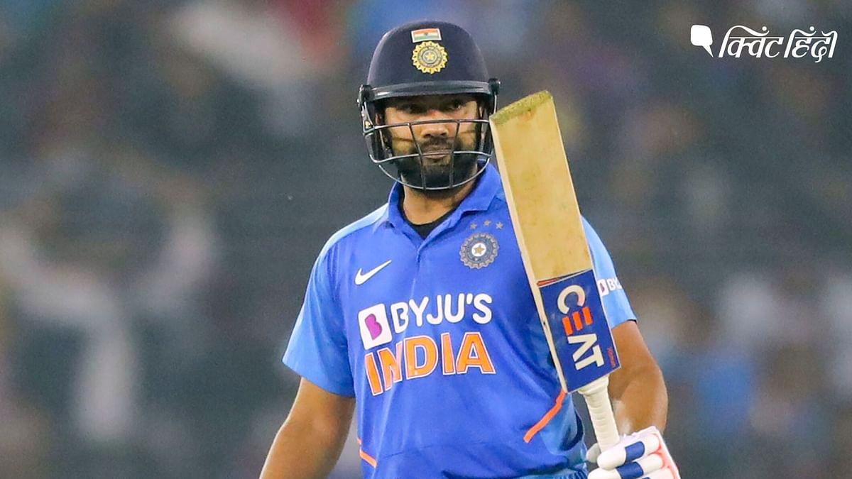 2019 में बनाए सबसे ज्यादा ODI रन, फिर भी रोहित को है एक मलाल