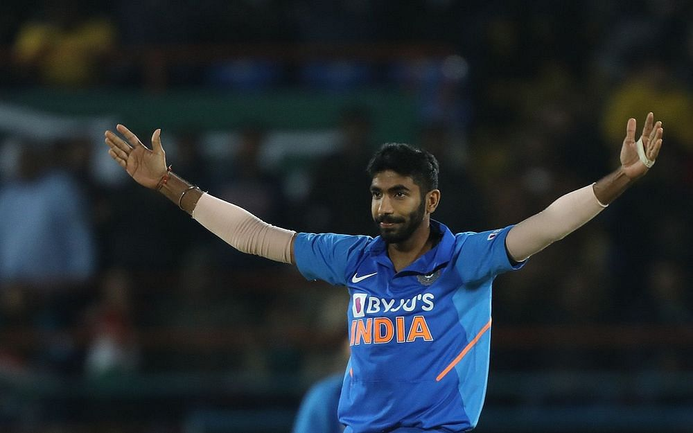 चोट के बाद वापसी कर रहे जसप्रीत बुमराह को सिर्फ 1 विकेट मिला लेकिन सबसे किफायती गेंदबाज रहे