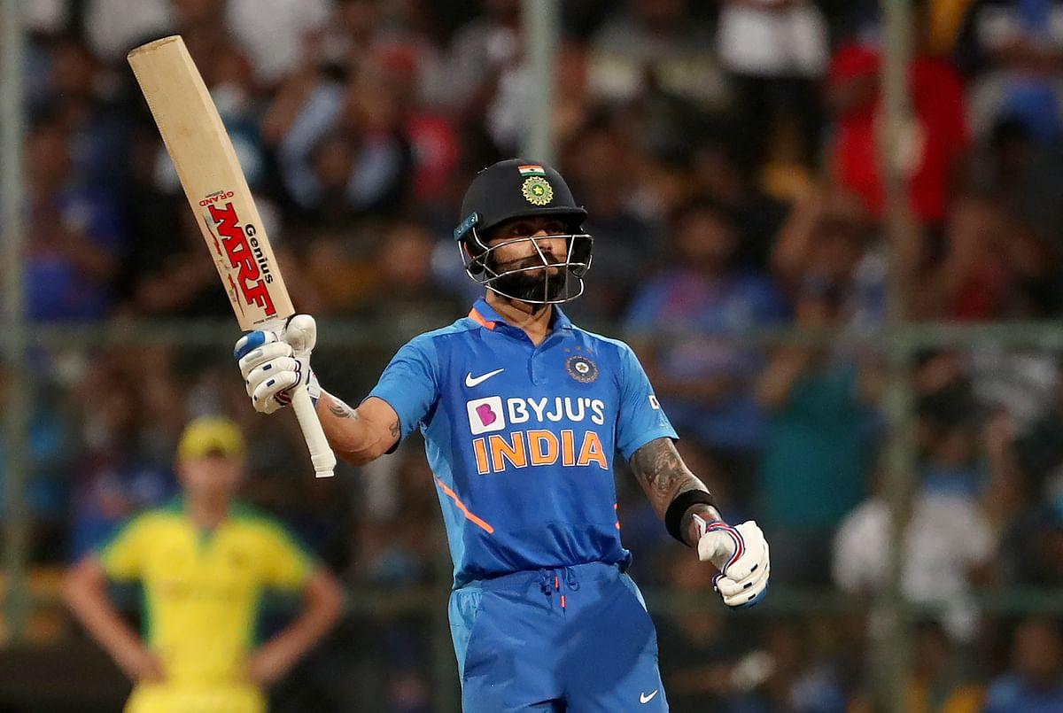 विराट कोहली एक बार फिर शतक से चूक गए लेकिन उनकी पारी ने भारत को जीत के करीब पहुंचाया
