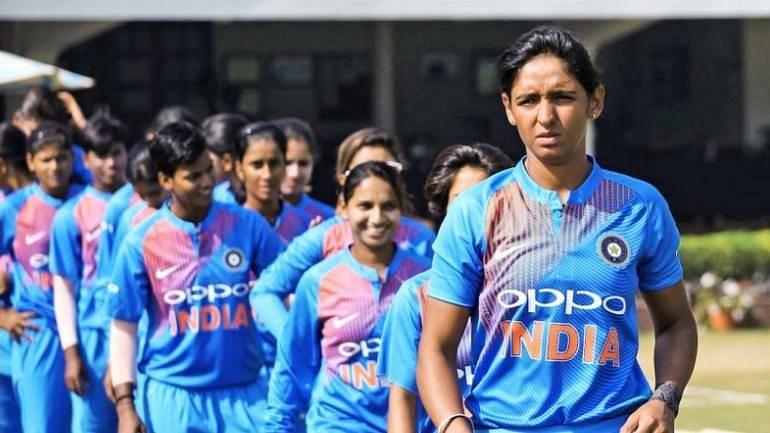 भारतीय महिला क्रिकेट टीम हरमनप्रीत कौर की कप्तानी में वर्ल्ड कप में उतरेगी