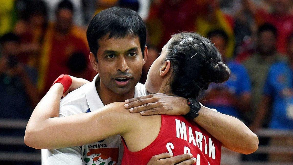 पादुकोण ने साइना को मेरी एकेडमी छोड़ने के लिए उकसाया: गोपीचंद