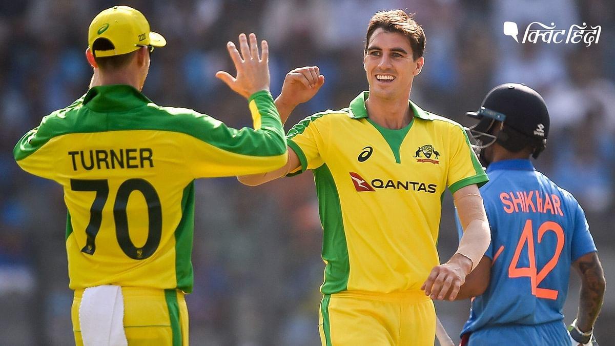 IND vs AUS, 1st ODI: मुंबई में फेल भारतीय बैटिंग, सिर्फ 255 पर ढेर