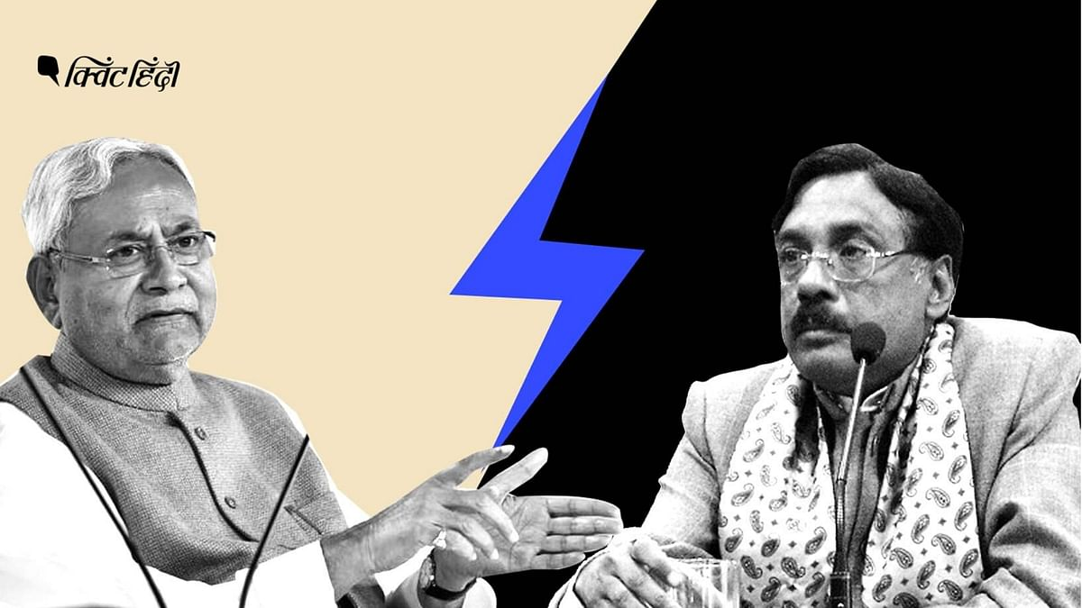 JDU में मेरी कोई सुन नहीं रहा: पवन वर्मा Exclusive Interview