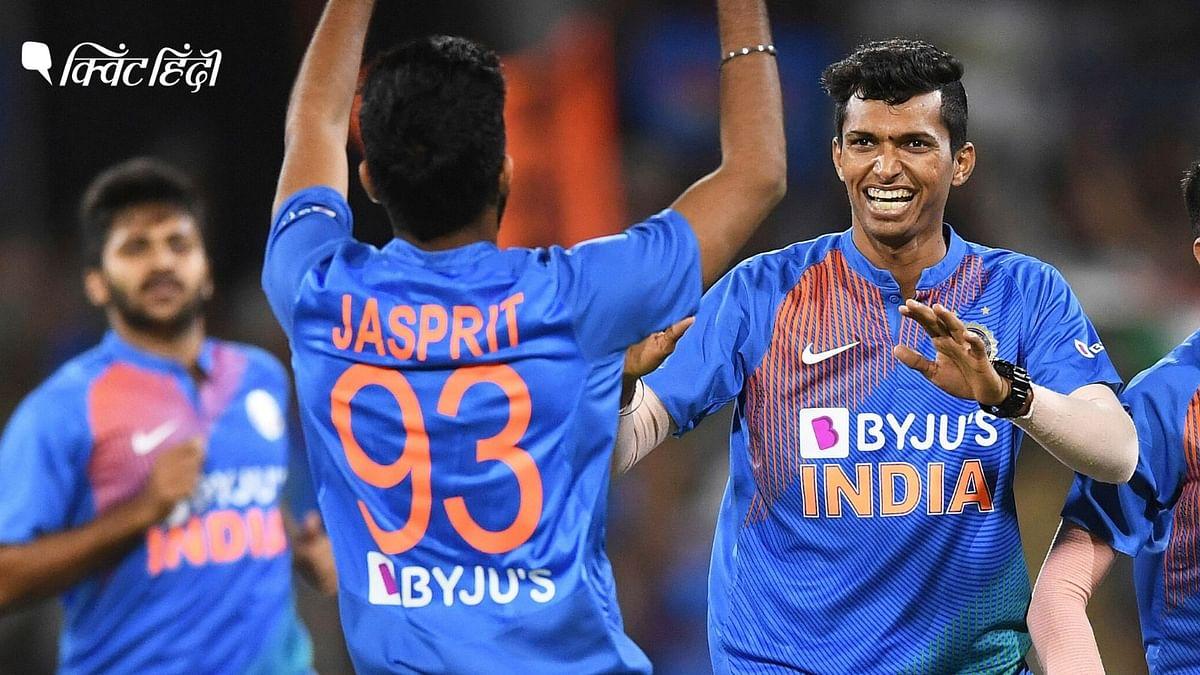 जसप्रीत बुमराह ने तो अपनी धार दिखाई, लेकिन नवदीप सैनी ने मैच का रुख बदल दिया