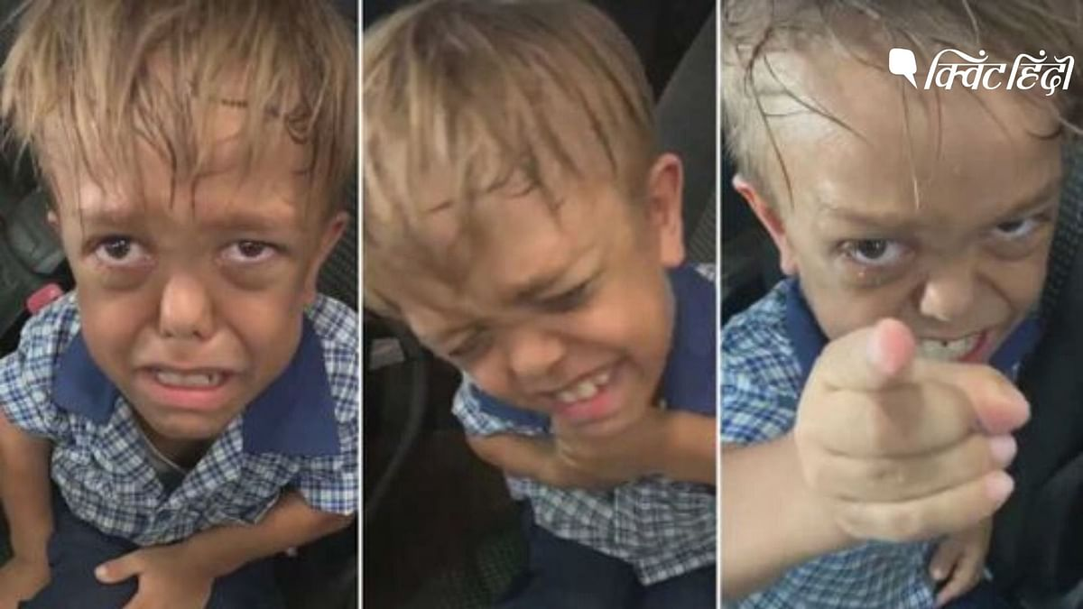 बुलिंग का शिकार हुए 9 साल के एक बच्चे के वीडियो ने पूरी दुनिया का ध्यान खींचा