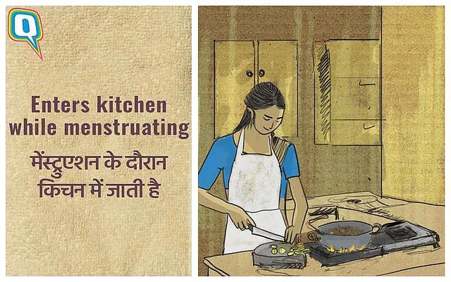 पीरियड्स में खाना भी बनाती है, स्विमिंग भी करती है ये 'बुरी लड़की'