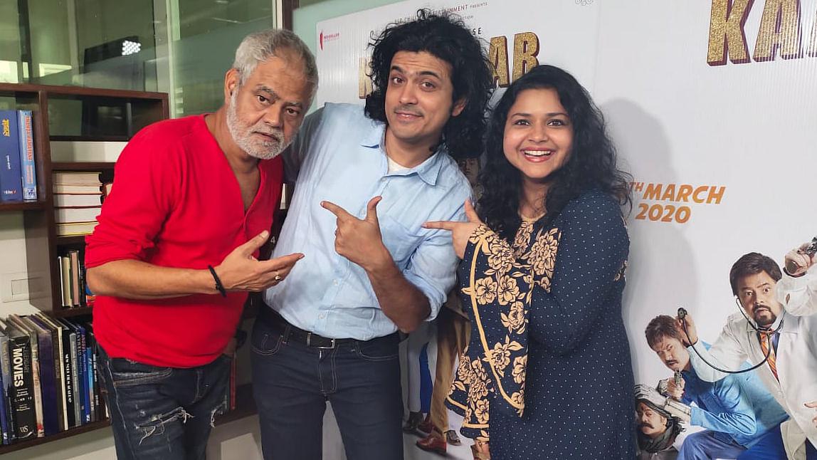 हार्दिक मेहता की फिल्म 'कामयाब' में नजर आएंगे संजय मिश्रा.