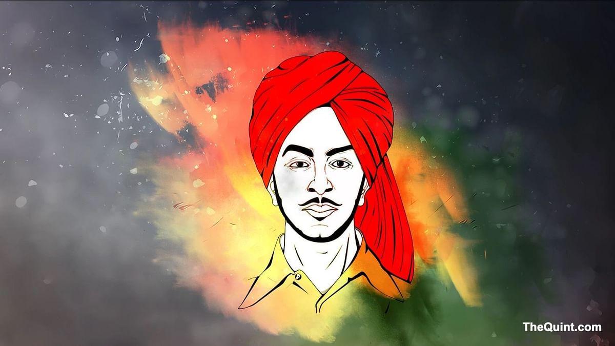 Bhagat Singh की जयंती पर शेयर करें उनके यें 10 क्रांतिकारी विचार व ईमेज