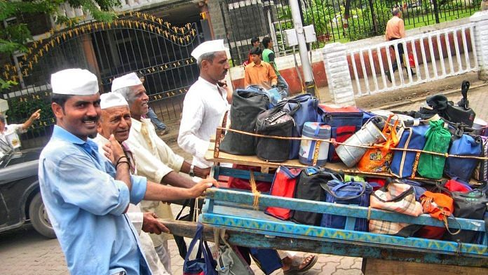 31 मार्च तक के लिए रोकी गयी मुंबई की डब्बावाला सर्विस.