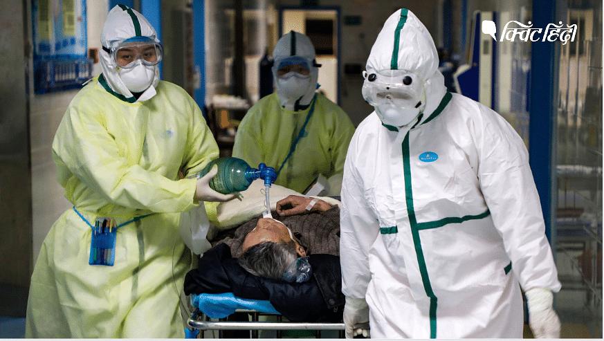 दिल्ली में लगातार बढ़ रहे हैं कोरोना वायरस के मामले