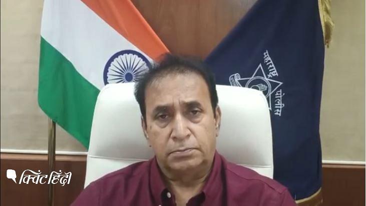 महाराष्ट्र के गृह मंत्री अनिल देशमुख