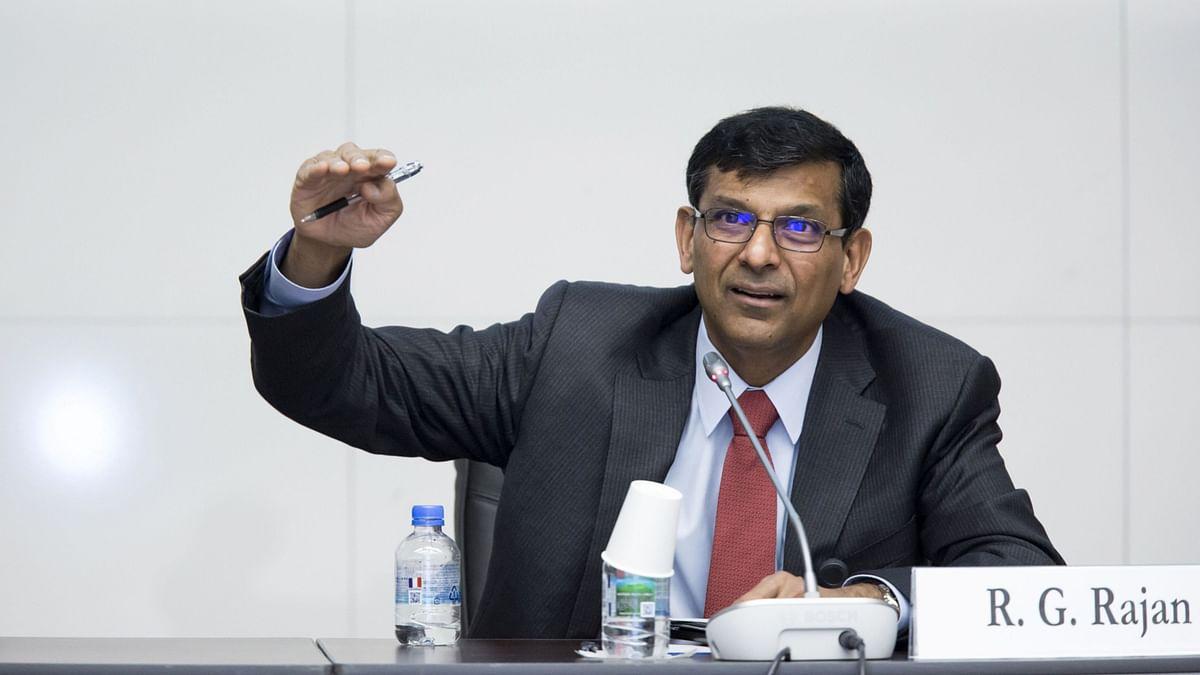 रघुराम राजन, पूर्व आरबीआई गवर्नर