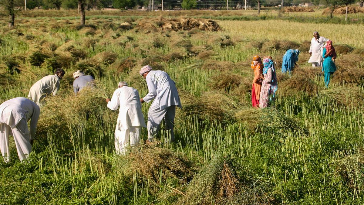 किसानों की मदद के लिए कर्नाटक सरकार नहीं उठा रही कोई कदम: कांग्रेस