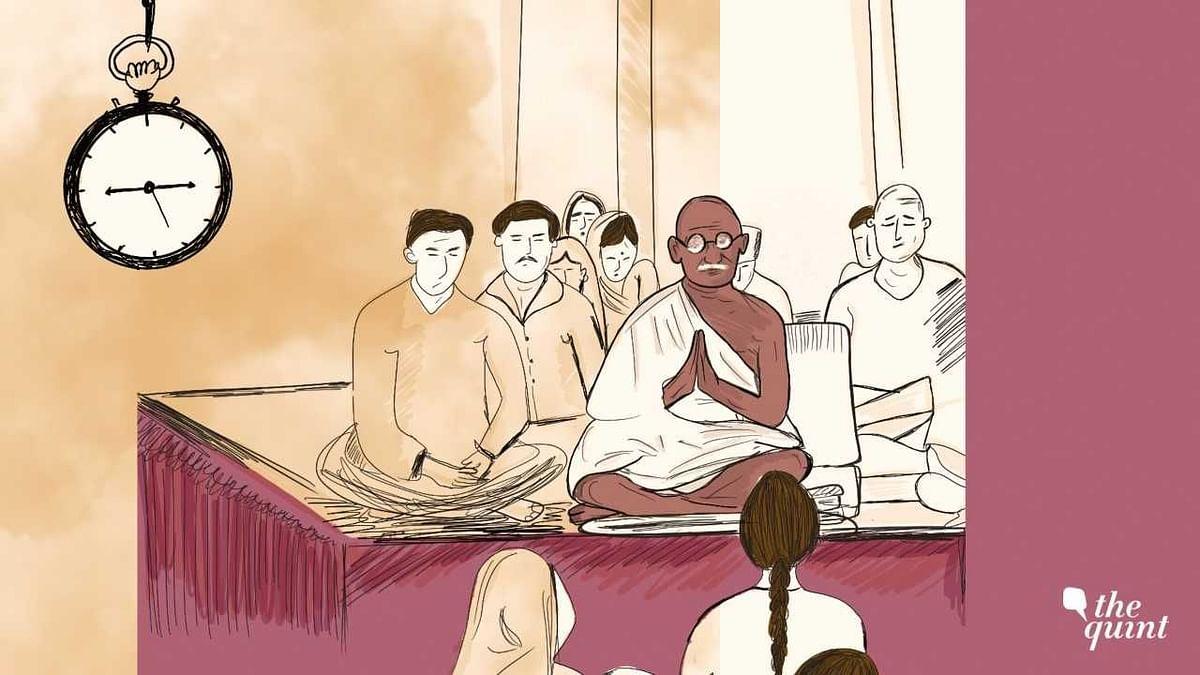 36 साल के गोडसे ने गांधी जी को मारी थीं तीन गोलियां