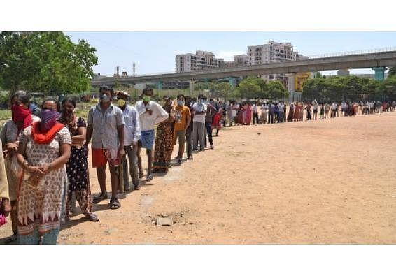 कर्नाटक सरकार ने फंसे हुए लोगों को मूल स्थान पर जाने की अनुमति दी