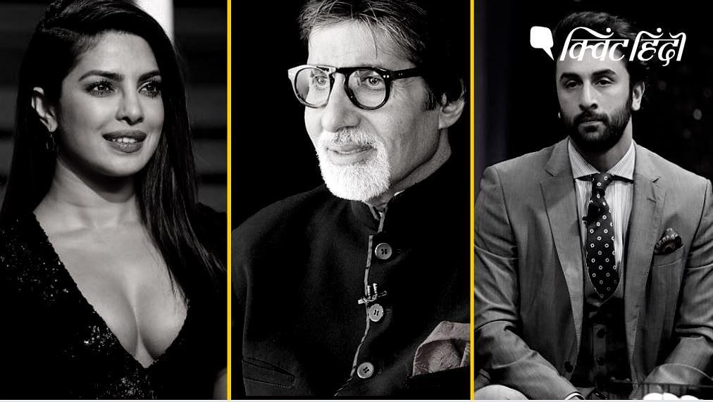 अमिताभ,रणबीर,प्रियंका समेत सितारों ने दिया लॉकडाउन का खास संदेश