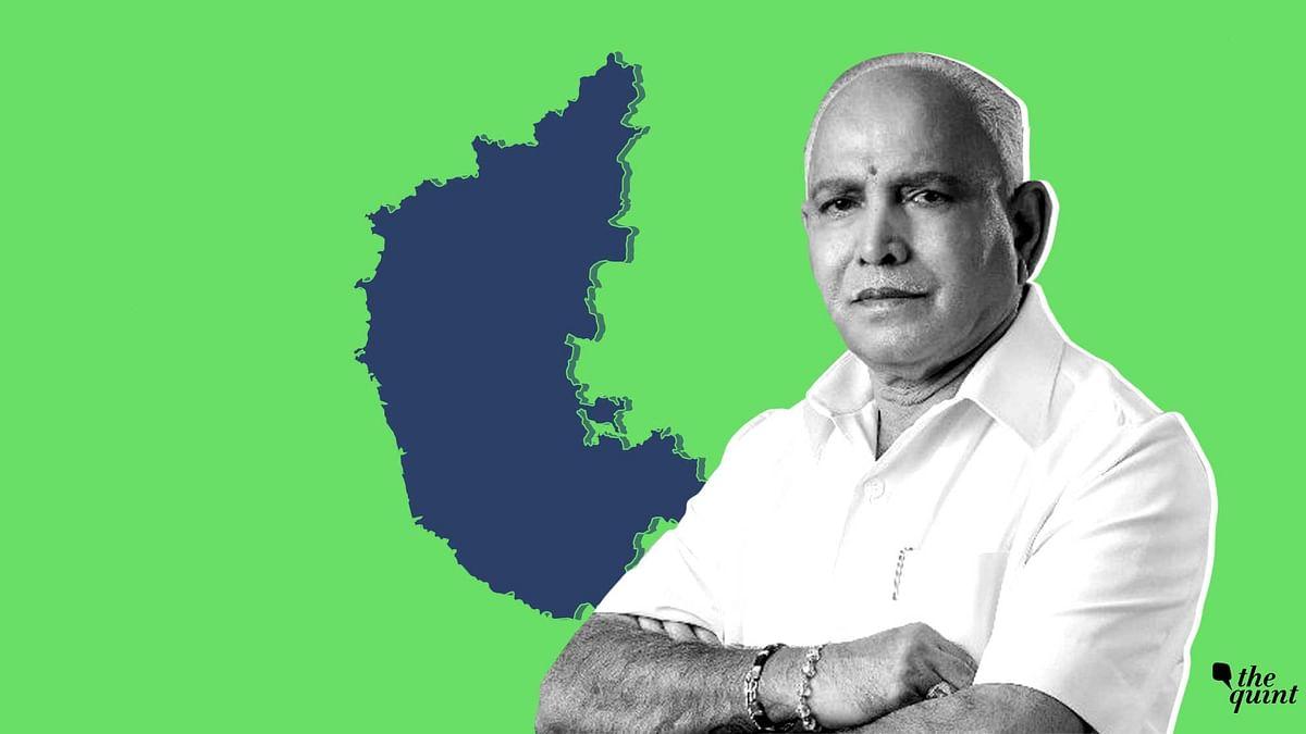 """<div class=""""paragraphs""""><p>कर्नाटक  में येदियुरप्पा के खिलाफ उठ रही हैं आवाजें</p></div>"""